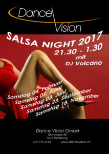 Salsa Night 2013