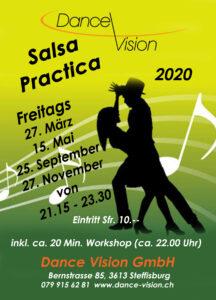 Salsa Practica 2020
